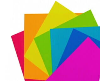 Colour printing guidelines