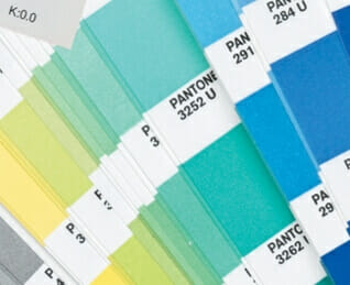 Colour Swatched