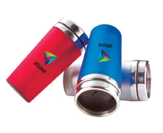 Branded promotional cups