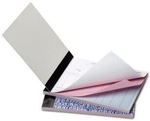 Custom Purchase Order Book printing