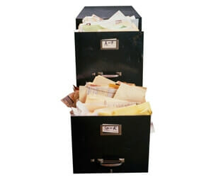 Document scanning for business