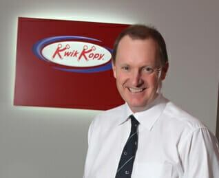 David Bell, CEO, Kwik Kopy Australia