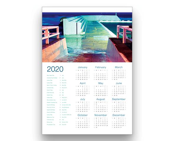Australian Landscapes Wall Calendar