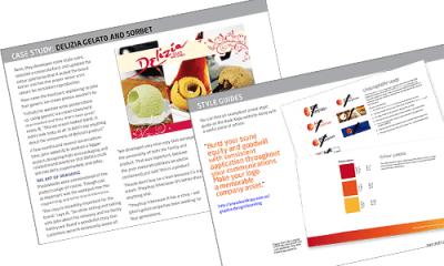Branding identity and logo design ebook