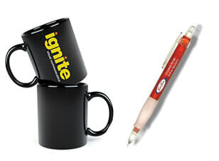 Branded merchandise promotional items