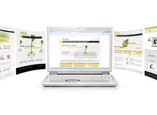 Help customers with website design