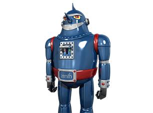 Zenith web 2 print robot
