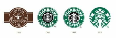 Article 3 - Starbucks Logo Evolution