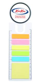 branded custom sticky notes