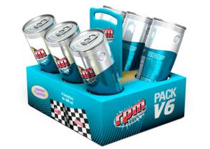 RPM energy drinks