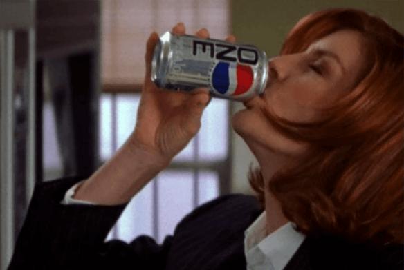 The Thomas Crown Affair Pepsi One