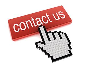 Contact us click icon