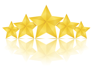 5 star recommendations