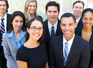 Franchise and business Staff