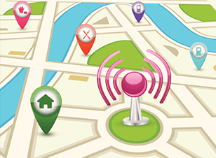 Location based services and marketing