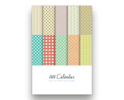 Patterns Flip Calendar