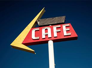 Memorable business signs