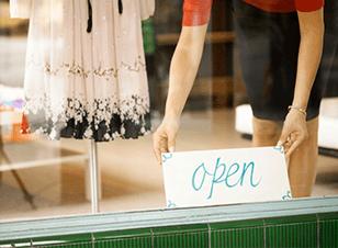 Effective retail signage