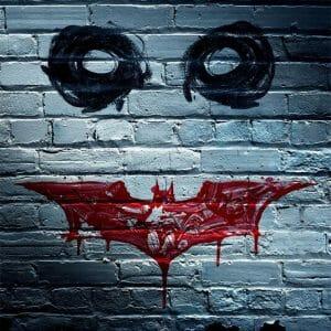 Classic movie poster designs - the Dark Knight