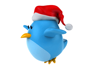 Social media for the holidays