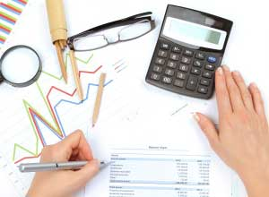 Finance balance sheet
