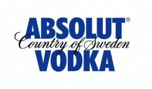 Absolut old logo
