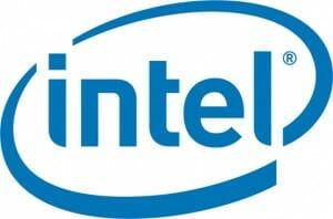 Intel logo redesign