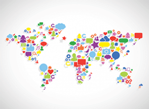 Influential brands on social media