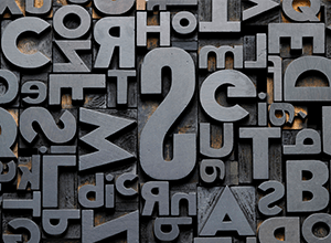 typography main