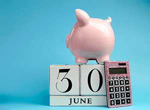 End of financial year tips