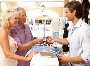 using printed materials to reconnect with customers
