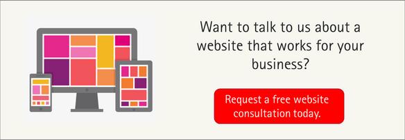 Request a website consultation