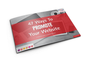 47 ways to promote your site ebook cover image