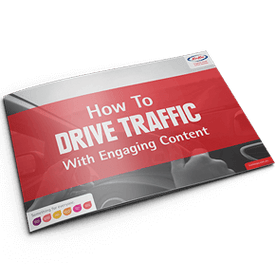 How to drive traffic with engaging content booklet