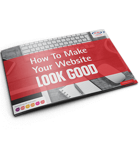 How to make your website look good e-booklet