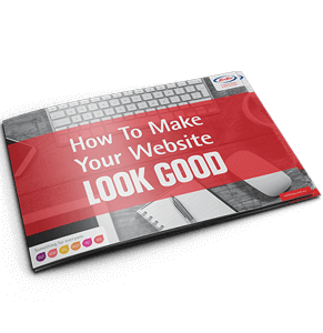 How to make your website look good booklet