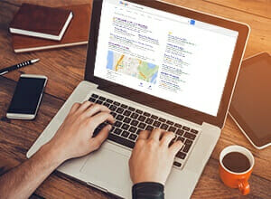 search engine optimisation for local business