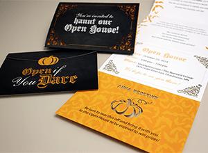 printed invitations halloween