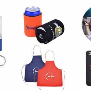 Promotional product range