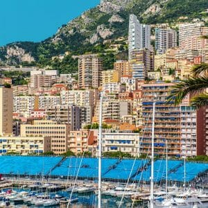 Monaco holiday