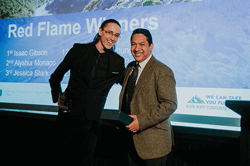 2017 Kwik Kopy Red Flame Design Awards