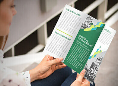 brochures and marketing collateral design