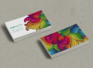 professionally designed business cards: Economy Business Cards