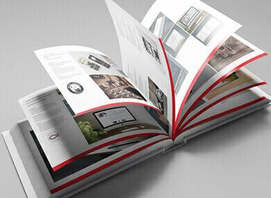 image of the Kwik Kopy design portfolio