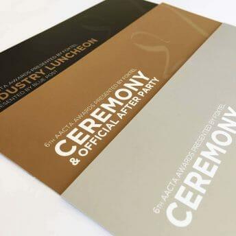 AACTA awards ceremony tickets