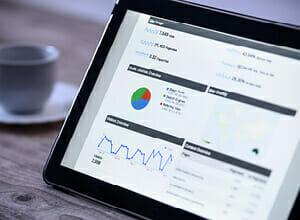google analytics to check campaign progress