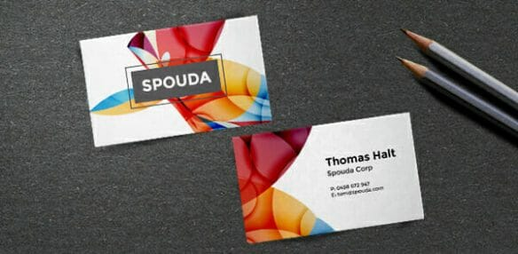 Business card makeover tips
