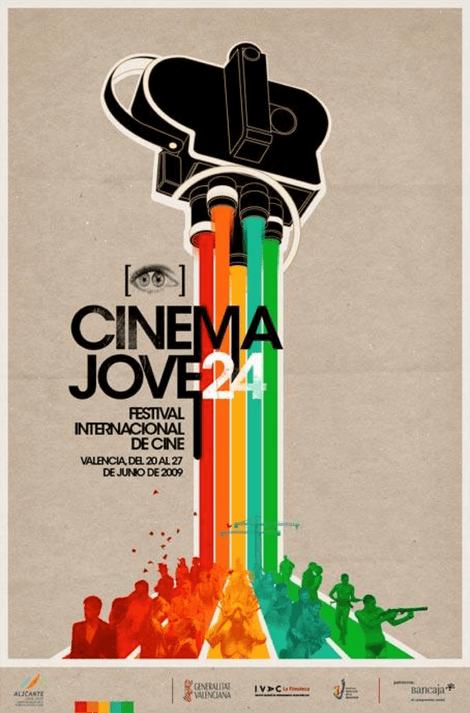 Cinema poster printing