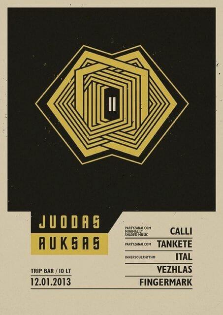 Juddas printed poster ideas