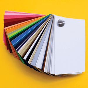 Paper stock guide